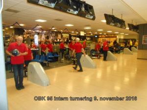 OBK 95 turnering 9. november 2016